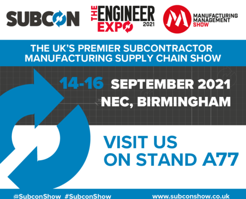 Impact IT Solutions are exhibiting at Subcon: The Engineering Expo 2021